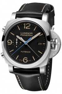 Luminor Panerai chrono fly back