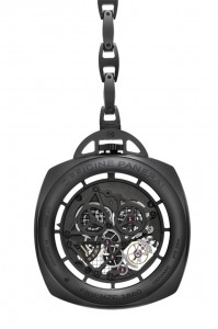 Il primo Pocket Watch Panerai con tourbillon