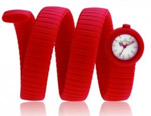 Il sinuoso cinturino  del Viper di Toy Watch