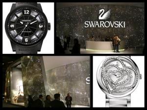Swarovski scintillante               a Baselworld 2013
