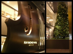 Raymond Weil a Baselworld jpg
