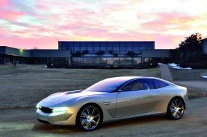 Cambiano, prima vettura elettrica di Pininfarina