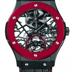 Hublot Red'n'Black Tourbillon Squelette