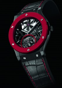 hublot red'nd'black