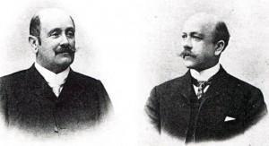 Louis Paul e César Brandt