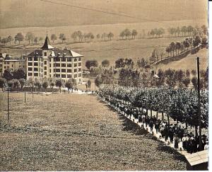 longines nel 1905-1