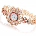 3 - Backes & Strauss for Only Watch - Victoria Princess Red Heart - 2nd picture