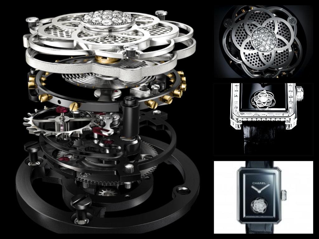 Chanel Première tourbillon volant del 2012 e per Only Watch
