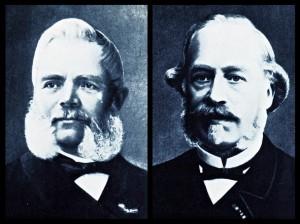 Antoine Norbert de Patek e Jean Adrien Philippe