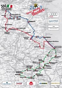 Road Map GP Nuvolari