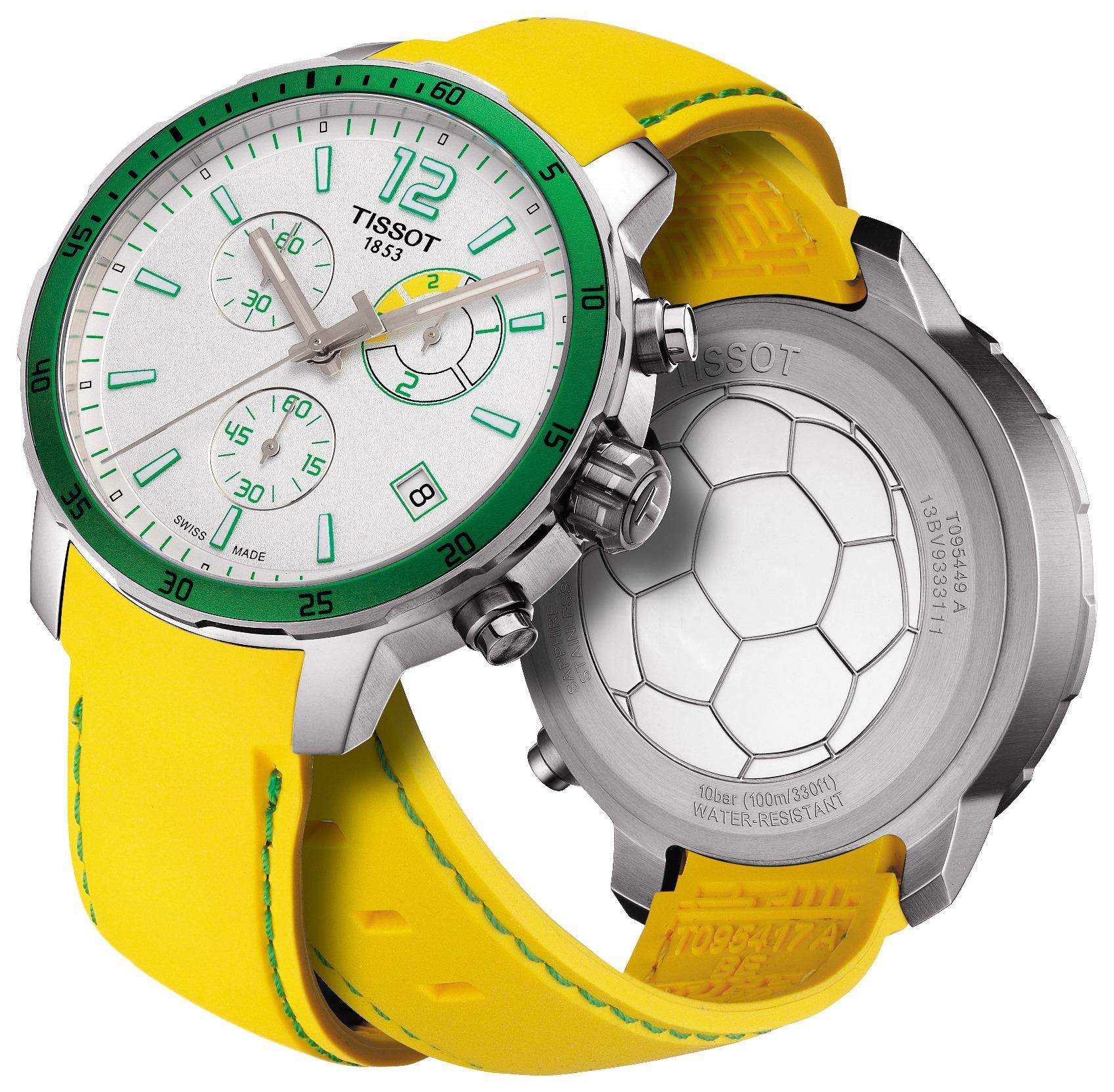 Quickster Football T095 449 17 037 01 MT 0a295fdcfa1