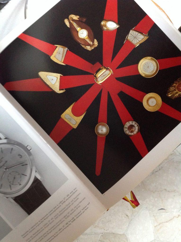 una serie di prototipi pubblicati nel libro Patek Philippe di Antiquorum