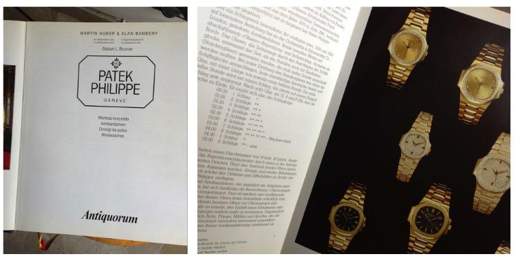 Nella II edizione del libro PatekPhilippe i Nautilus scelti sono in oro e con diamanti