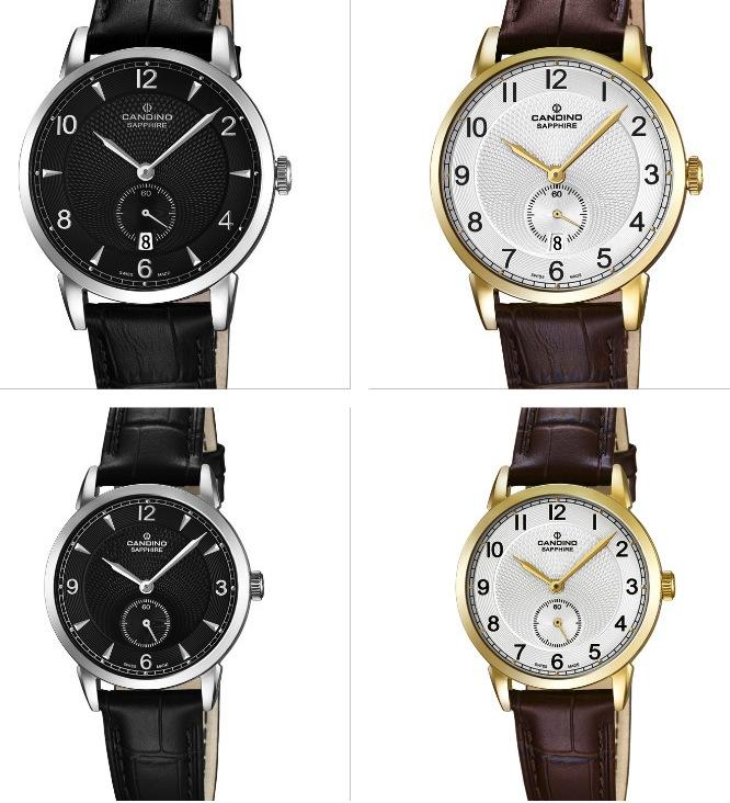 Pair Watch in acciaio o trattati IP, movimenti al quarzo svizzero